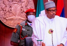 President Buhari admits Nigeria is in a state of emergency, alerts new Service Chiefs