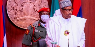 New Year: President Muhammadu Buhari full speech