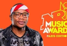 Jerusalema Crooner Master KG Wins Big At French Awards Beats Nicki Minaj, Others