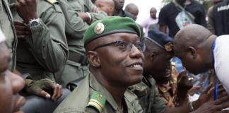 Col. Malick Diaw Heads Mali's Interim Legislature