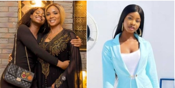Congratulations Pour In As Iyabo Ojo's Daughter Hits 1m Followers On Social Media