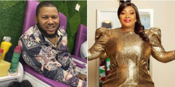 'It's Hard To Forget Pain' Actress Ronke Odusanya's Baby Daddy Reacts Amid Messy Scandal