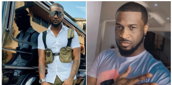 'I Officially resigned From Psquare Four Years Ago' - Peter Okoye Tell Fans