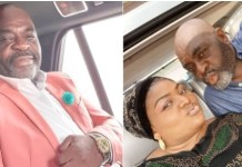 Nollywood Actor Funsho Adeolu Celebrates 16th Wedding Anniversary