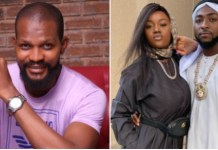 Actor Uche Maduagwu Calls Out Singer Davido Again, Says Chioma Is Not His Feeding Bottle