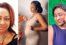 Nollywood Actress Etinosa Idemudia Fires Back At Victoria Inyama For Calling Her A Single Mom
