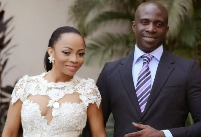 See What Toke Makinwa Said About Getting Back With Her Ex-Hubby