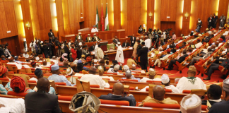 Breaking: NASS Sends N13.5tn Budget To Buhari For Approval