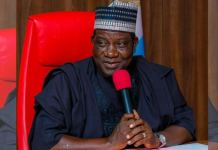 Plateau Governor, Lalong, Tests Positive For COVID-19