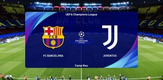 Barcelona vs Juventus (2nd Leg) UEFA Champions League 2020/21 Gameplay -  YouTube