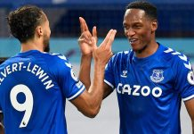 Everton Climb Up To Second With 2-0 Win Over Arsenal