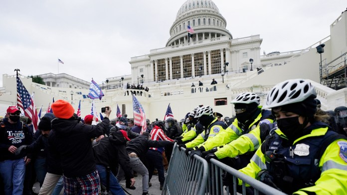 Pro-Trump Protest Forces Washington Mayor To Declare Curfew