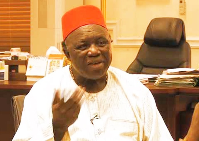 Breaking: Prof. Obiozor is new President General of Ohaneze Ndigbo