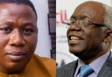 You Cannot Arrest Igboho Because... - Falana