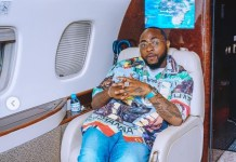 Davido Celebrates The New Year With Prayers For Fans