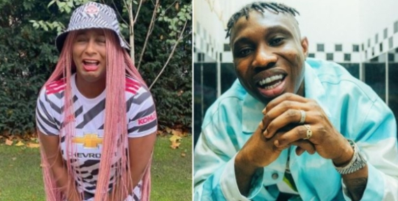DJ Cuppy Reveals What Zlatan Ibile Did To Her On Social Media
