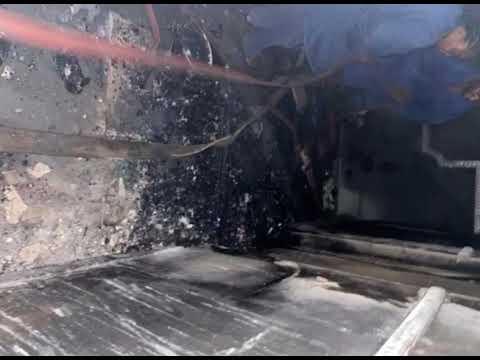 Fire Guts Sunday Igboho's House