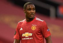 Ighalo Announces Man U Exit