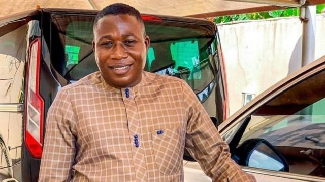 I lost over N50m in inferno- Sunday Igboho