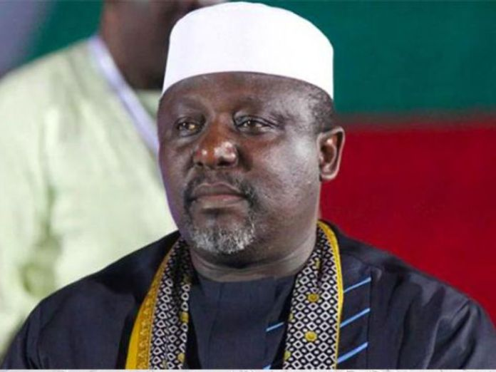 Breaking: Police Arrest Former Imo State Governor, Okorocha