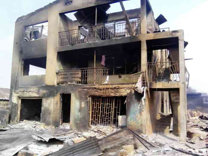 Shasha Market conflict in Ibadan was not tribal – Governors Forum