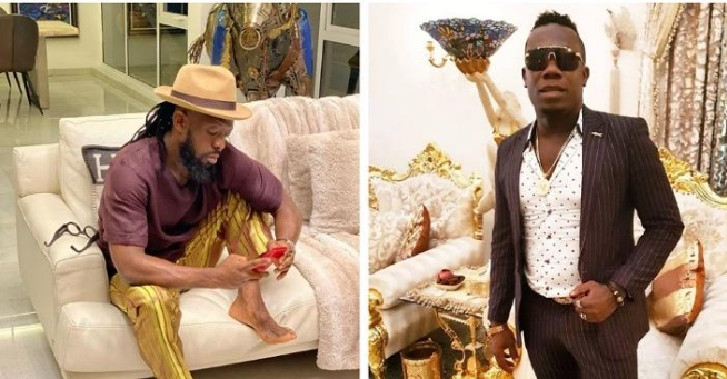 Timaya Fumes As Fan Compared Him To Duncan Mighty
