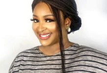 Actress Etinosa Idemudia Slams Davido's Aide Over Involvement In Cuppy And Zlatan's Issue