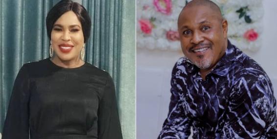 Actor Saidi Balogun And Ex-Wife Faithia Williams Celebrate Birthday On Same Day