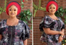 Fans Lament Over Recent Photos Of Actress Ronke Oshodi Oke