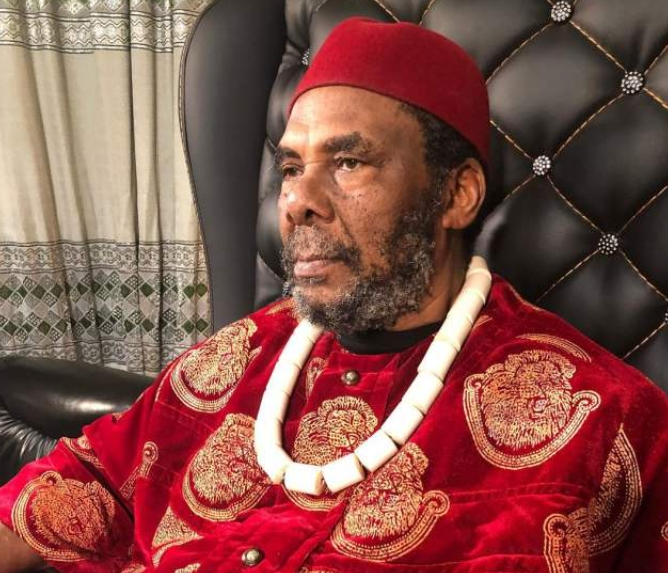 Actor, Pete Edochie Marks 74th Birthday