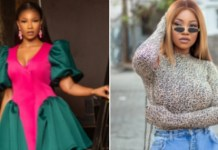 Excitement As BBNaija's Tacha Hits 1M Followers On Twitter, Makes Fun Of Haters