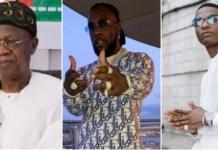 Grammy 2021: Federal Government Congratulates Wizkid And Burna Boy