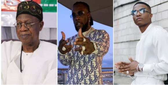 Grammy 2021: Federal Government Congratulates Wizkid And Burna Boy
