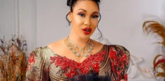 Chat Between Tonto Dikeh And Her Alleged Sugar Daddy Surfaces Online