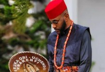 Nigerians Clamour For Nancy Isime To Co-Host The BBNaija Show With Ebuka
