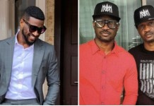 Peter Okoye Reveals To A Fan How He Made Over N100M On A Show