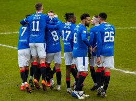 Breaking: Rangers Win Scottish Championship