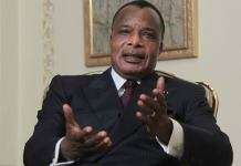 Congo Re-elect Nguesso As President After 36-Year Term