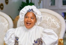 Actress Toyin Abraham Movie 'Prophetess' Makes Over N43M In Opening Weekend