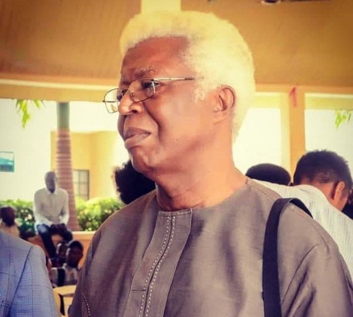 Fans Mourn As Veteran Actor Bruno Iwuoha Passes Away