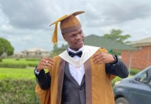 Singer, Bad Boy Timz Graduates From Bells University