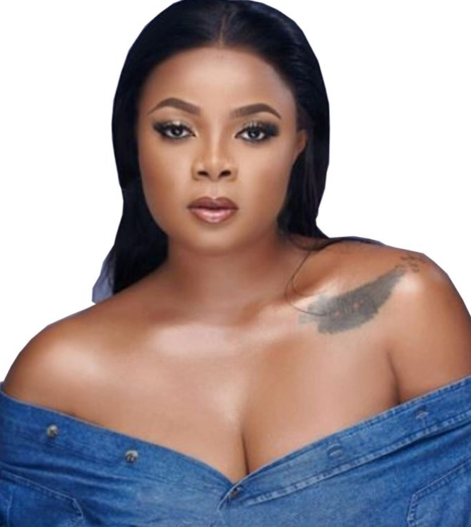Actress, Bimbo Ademoye Dragged For Allegedly Sharing Nude Photos With Married Man
