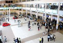 Processed passengers in Lagos airport dip by 70% to 1.06m in Q1'21
