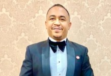 Daddy Freeze's Wife Celebrate Him As He Clocks 45