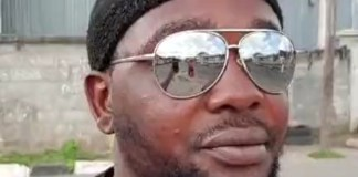 Reactions As Yomi Fabiyi Leads Protest To Panti To Demand The Release Of Baba Ijesha