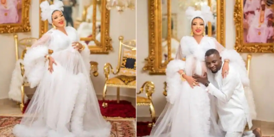 """""""I Could Not Raise My 1st Child Because Of Poverty""""- Lizzy Anjorin Reveals"""