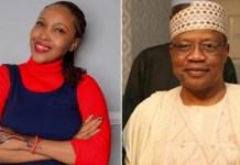 """Former Head Of State, General Ibrahim Babangida Was My Boyfriend""- Actress Ummi Ibrahim Reveals"