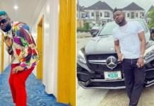 Rapper Skales Threatens To Beat Up MC Galaxy, Singer Replies