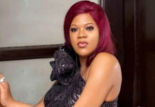 Actress Toyin Abraham In Tears As she Address Issue With Lizzy Anjorin
