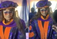 Actress Eucharia Anunobi Bags Doctorate Degree